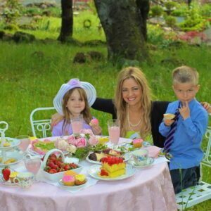 Mother's Day Garden & Tea
