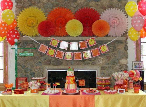 Must have decorations for her second birthday her view for 2nd birthday decoration ideas