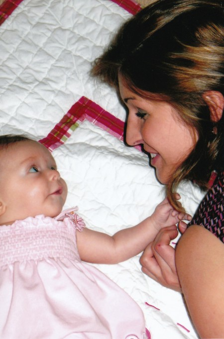 a mother's intuition - www.herviewfromhome.com