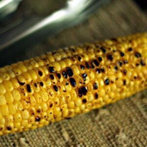 Grilled Chili-Lime Corn on the Cob