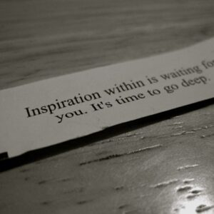 Inspiration or Sabotage?
