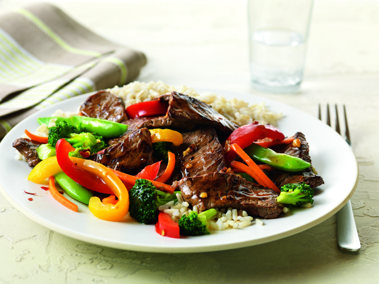 30 Minute Mongolian Beef Stir-Fry - Life Made Simple