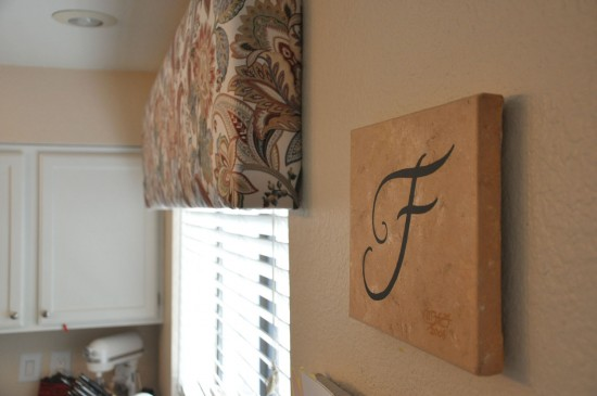 Diy box valances her view from home in my kitchen solutioingenieria Choice Image