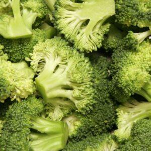 Her Bibbidi-Bobbity Broccoli