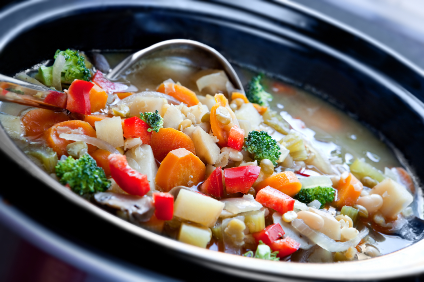 21 Favorite Crock Pot Recipes Soups Her View From Home