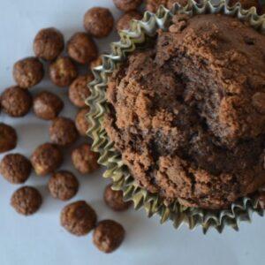Cocoa Puff Cupcakes!