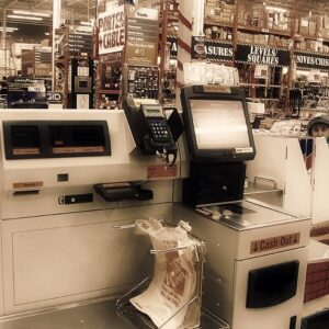So Long Self Check Out