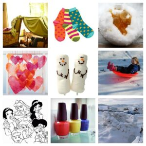 36 Snow Day Activities and Ideas for Your Kids
