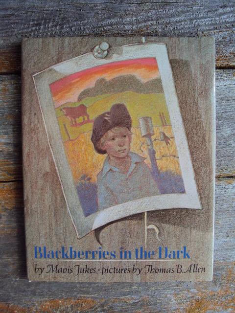 MJ Blackberries Book
