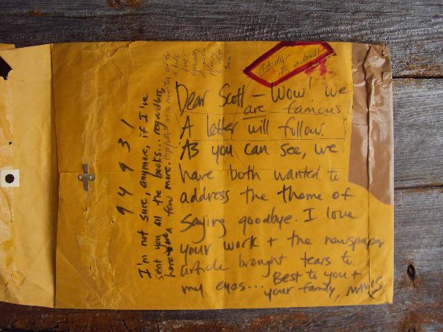 MJ envelope back