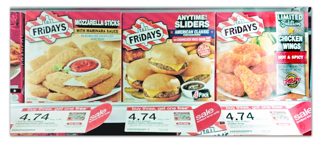 image about Fridays Printable Coupons titled Coupon tgi fridays frozen - Tradetang coupon code