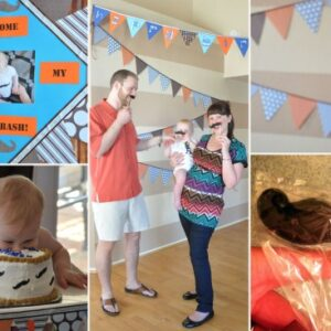 DIY Ideas ~ Capture the First Year!