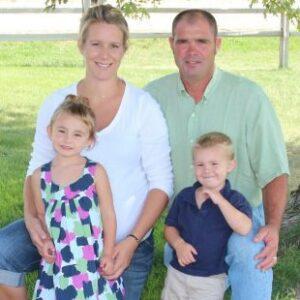 Trista & family