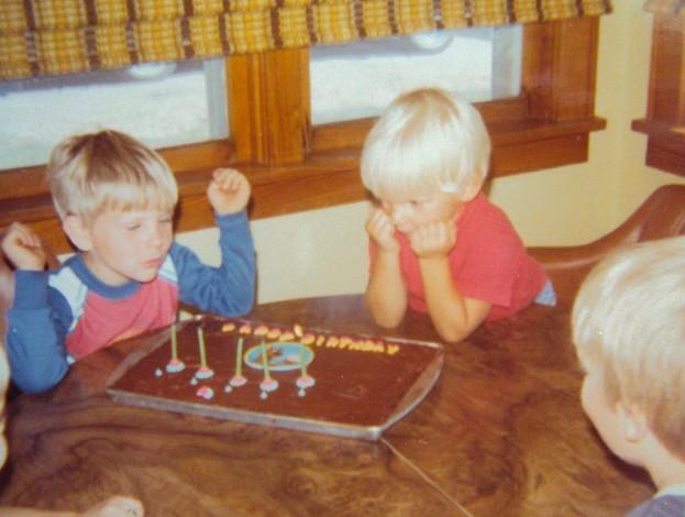bro wish cake