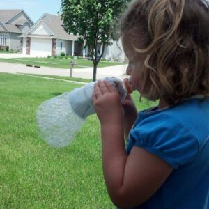 Pinspiration: Bubble Snakes!!