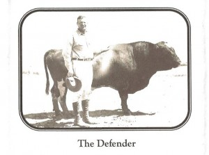 Frank Haumont and The Defender