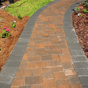 Beautify Your Landscape or Garden With a Brick Walkway
