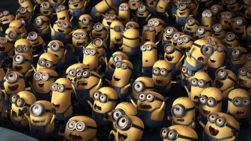 Purple Minion Despicable me 2 Wallpaper Minions Despicable me 2