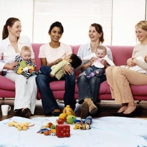 Adoption: Labor Pains & Breast Feeding
