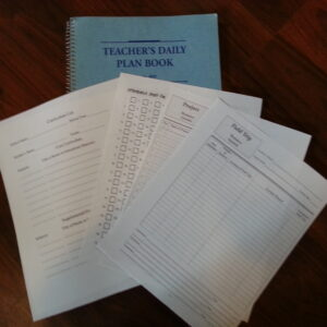 Prep for the New Homeschool Year Part II: The Infamous Annual Schedule