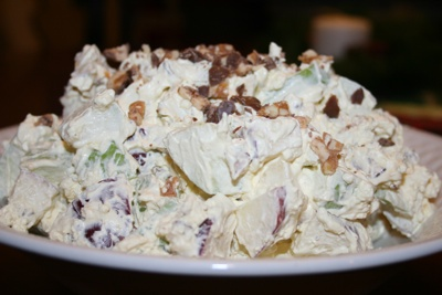 apple snicker salad-commonground nebraska