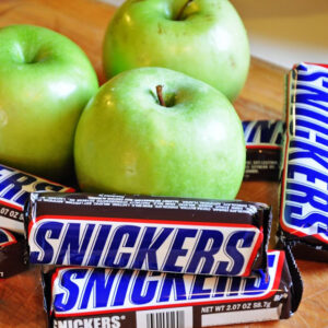 Snicker Apple Salad