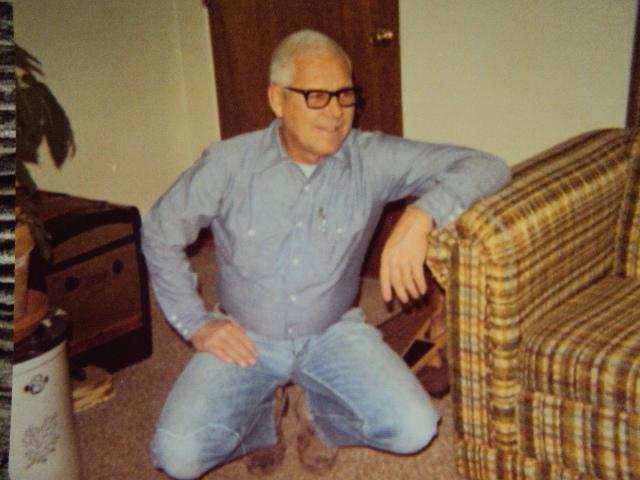grandpa rager