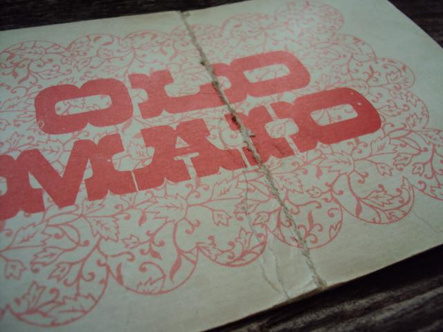 old maid crease2