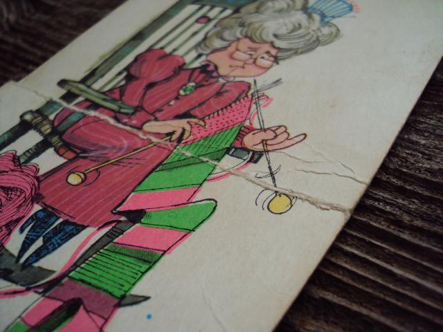 old maid crease3
