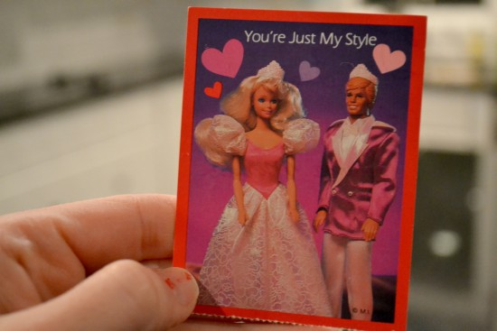 Valentines from the '80s and '90s www.herviewfromhome.com