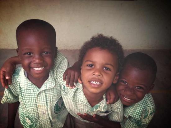 Three boys (FRIA)
