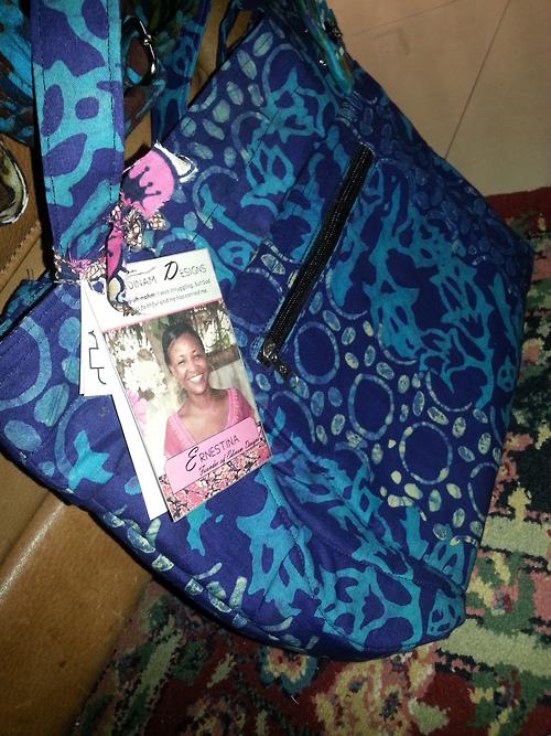 Ernestina Tagged Bags