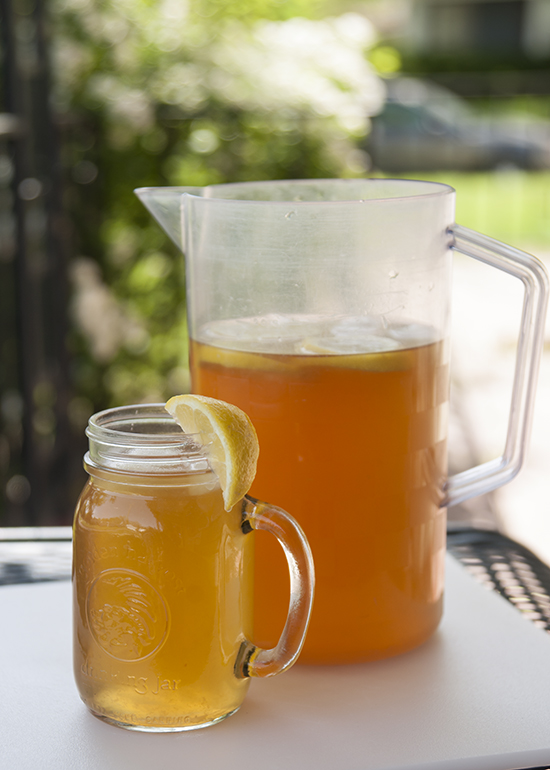 Oolong Tea Lemonade www.herviewfromhome.com