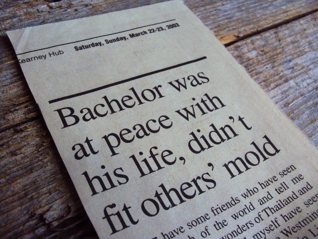 wisdom bachelor
