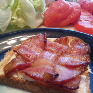 The Weave – Best BLTs EVER!!
