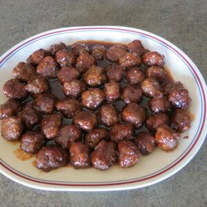 Meatballs Amore