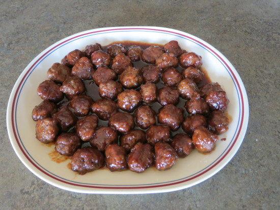 Joan's Meatballs Amore