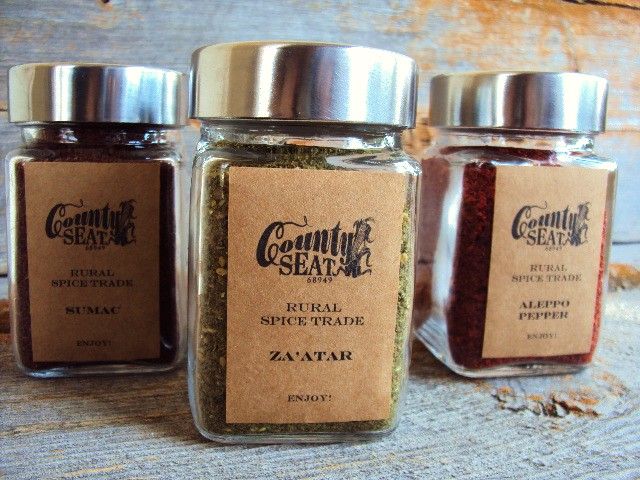 County Seat Living Spices