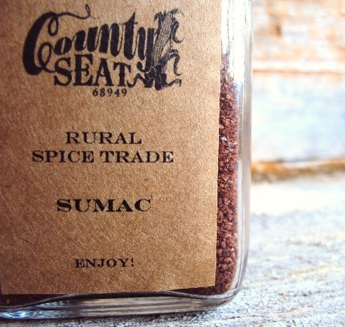 County Seat Living Sumac