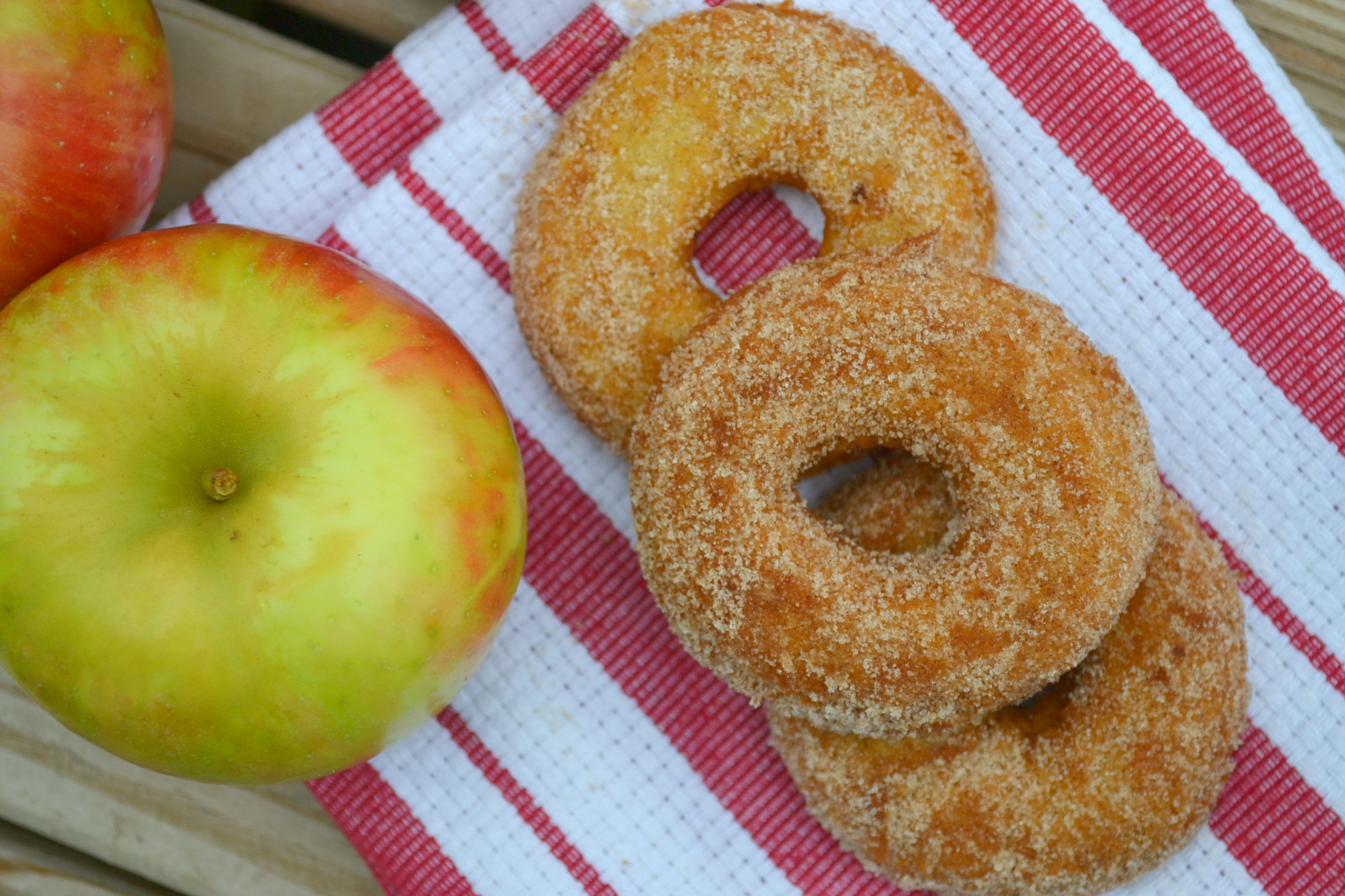 Apple Cider Doughnuts | Her View From Home