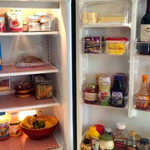 "Refrigerator ""Makeover"""