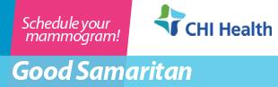 Mammogram Web Ad