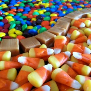 Can't Stop Eating Your Kids' Candy?  This Will Help!