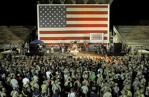 Toby Keith brings 'Locked and Loaded' tour to COB Speicher