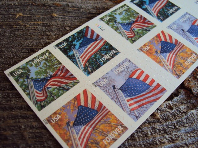 County Seat Living snail mail stamps1