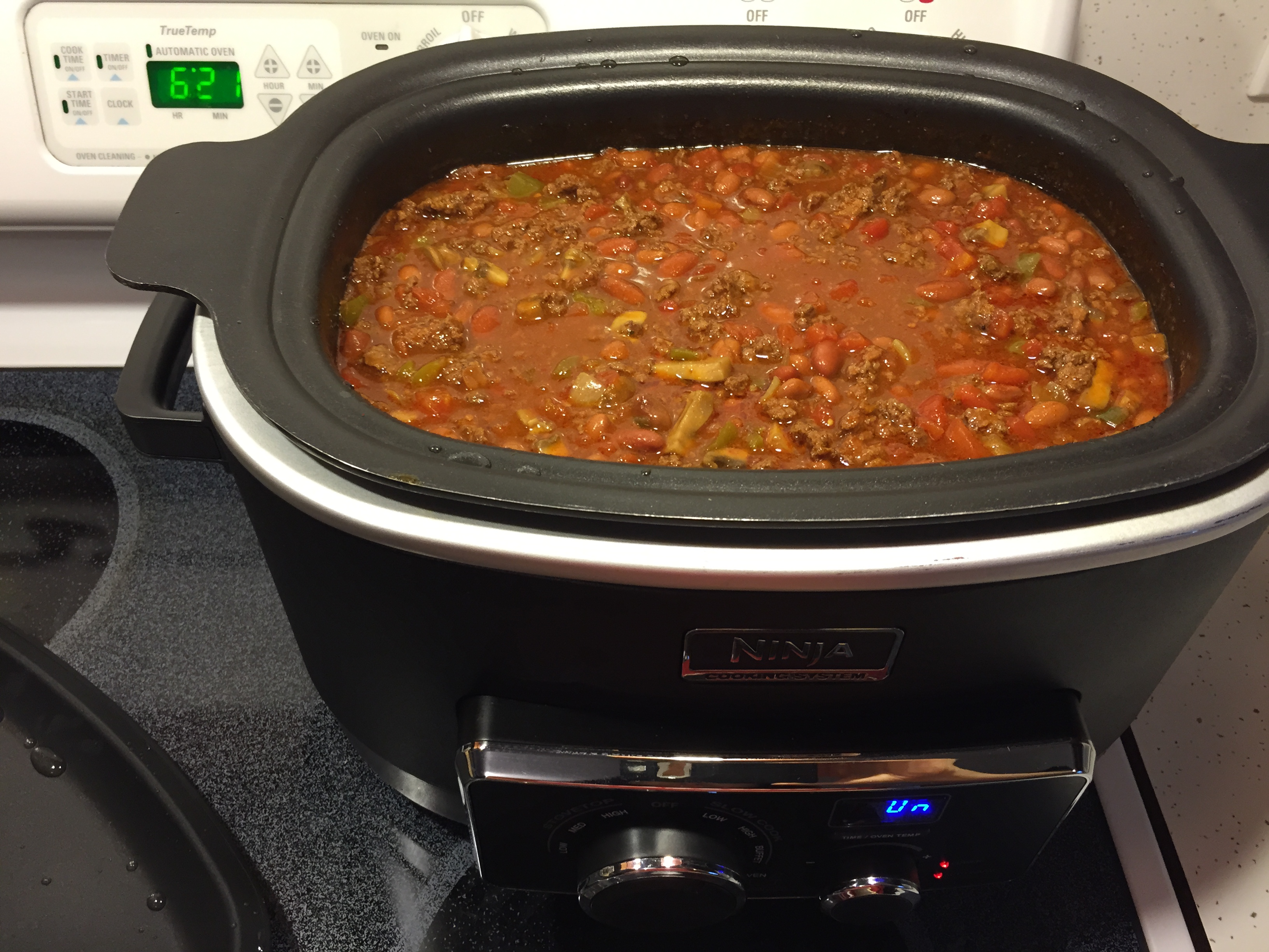 Slow Cooker Harvest Chili