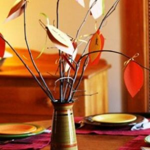 A Thanksgiving Ebenezer