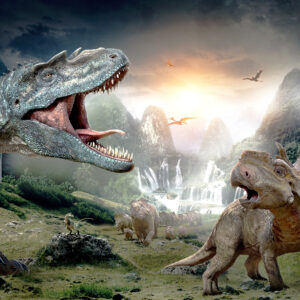 Walking with Dinosaurs in Omaha