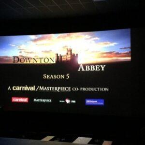 Downton Abbey Season 5 Premiere