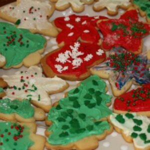 Grandma Eulalia's Christmas Cookies